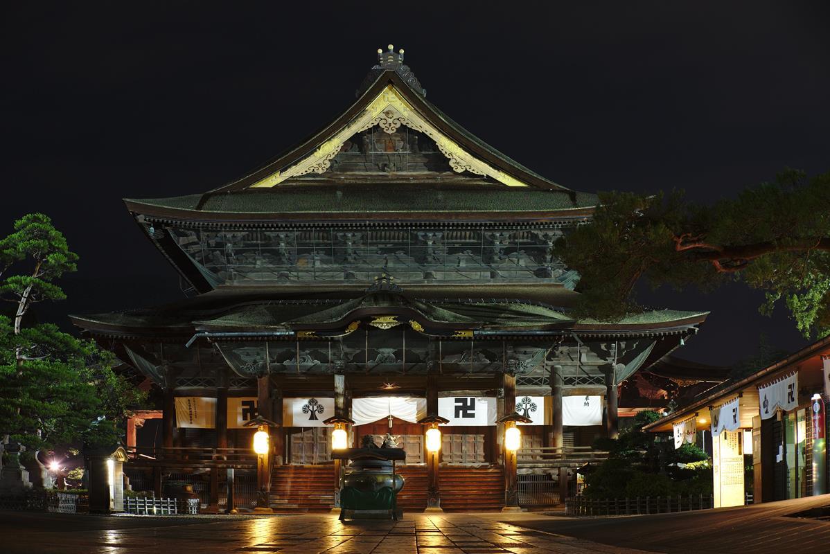 Zenkō-ji Nagano