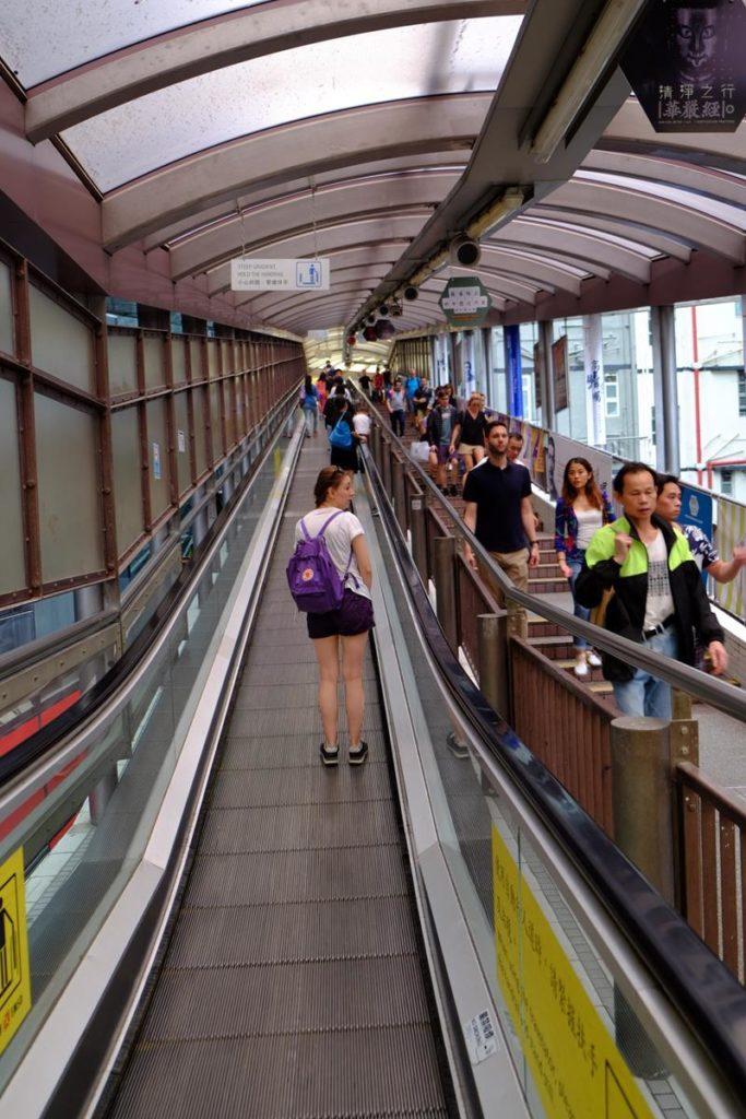 Najdłuższe ruchome schody świata