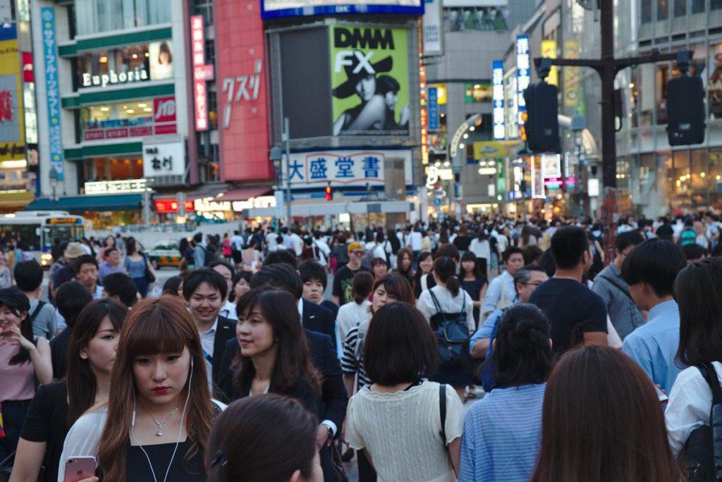 Przejście Shibuya